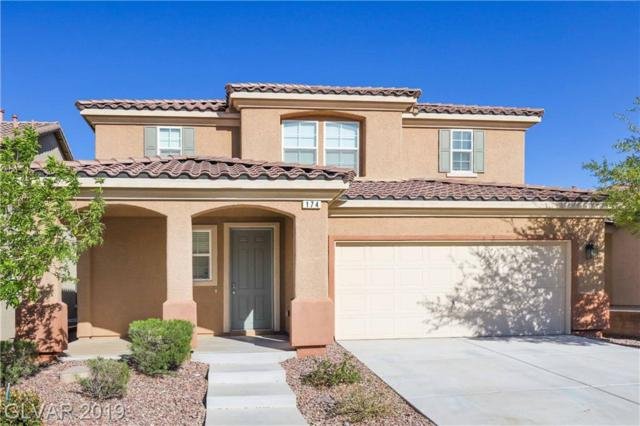 174 Emerson Hill, Henderson, NV 89012 (MLS #2082886) :: Signature Real Estate Group