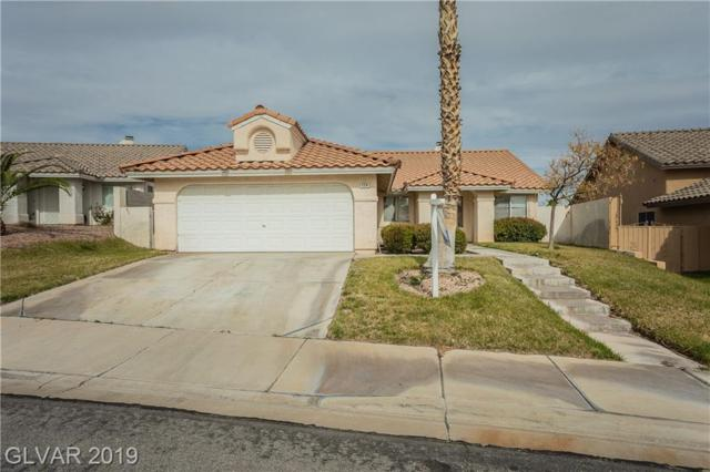 174 Channel, Henderson, NV 89002 (MLS #2083038) :: Five Doors Las Vegas