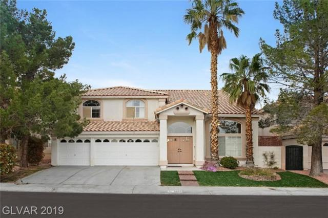 8824 Sailplane, Las Vegas, NV 89129 (MLS #2083096) :: The Snyder Group at Keller Williams Marketplace One