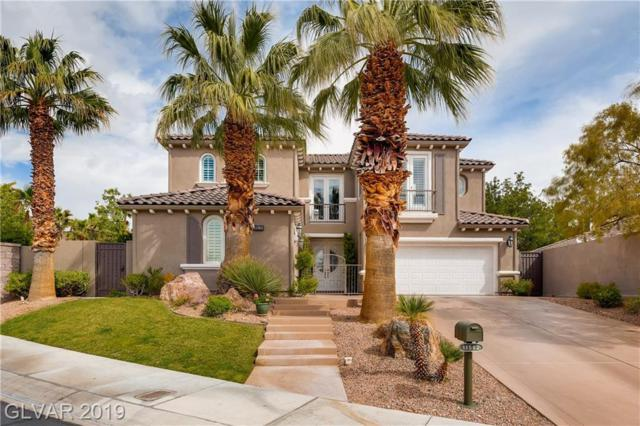 11562 W Snow Creek, Las Vegas, NV 89135 (MLS #2083176) :: Five Doors Las Vegas