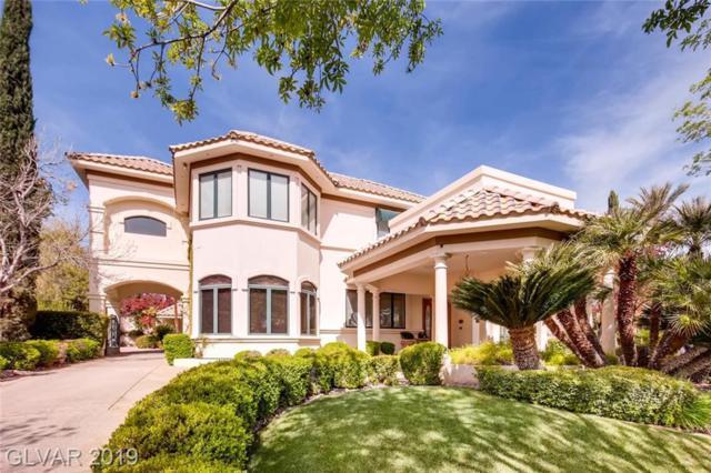 1101 Trophy Hills, Las Vegas, NV 89134 (MLS #2083232) :: ERA Brokers Consolidated / Sherman Group