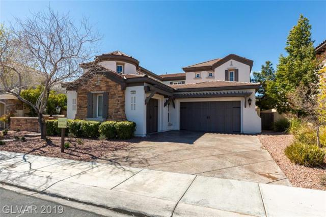 1999 Alcova Ridge, Las Vegas, NV 89135 (MLS #2083327) :: Five Doors Las Vegas