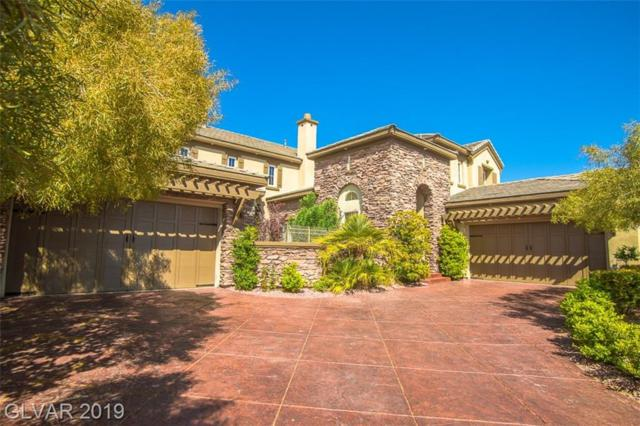 11522 Morning Grove, Las Vegas, NV 89135 (MLS #2083558) :: Five Doors Las Vegas