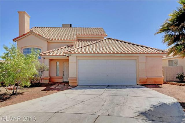 3129 Emeritus, North Las Vegas, NV 89032 (MLS #2083573) :: Vestuto Realty Group