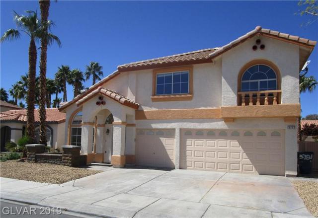 3721 Silver Brook, Las Vegas, NV 89129 (MLS #2083596) :: Five Doors Las Vegas