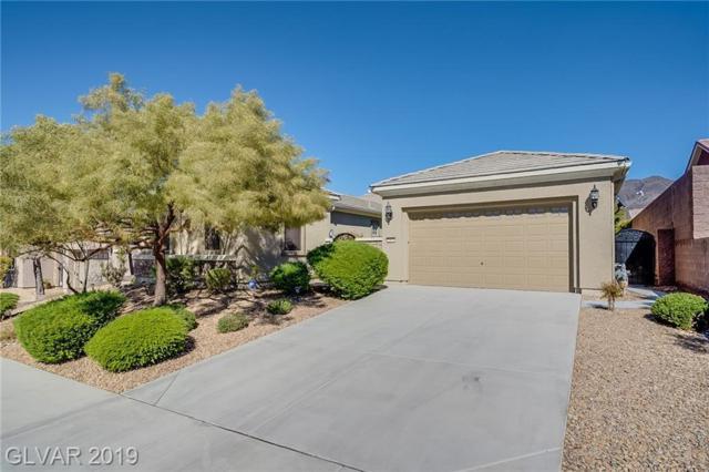2662 Paris Amour, Henderson, NV 89044 (MLS #2083664) :: Five Doors Las Vegas