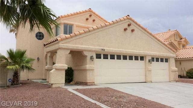 1416 Lucia, Las Vegas, NV 89128 (MLS #2083857) :: Five Doors Las Vegas