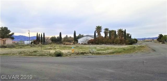 2540 S Ranchita, Pahrump, NV 89048 (MLS #2083883) :: Capstone Real Estate Network
