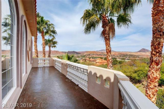 4 Via Vittorio, Henderson, NV 89011 (MLS #2083969) :: Vestuto Realty Group