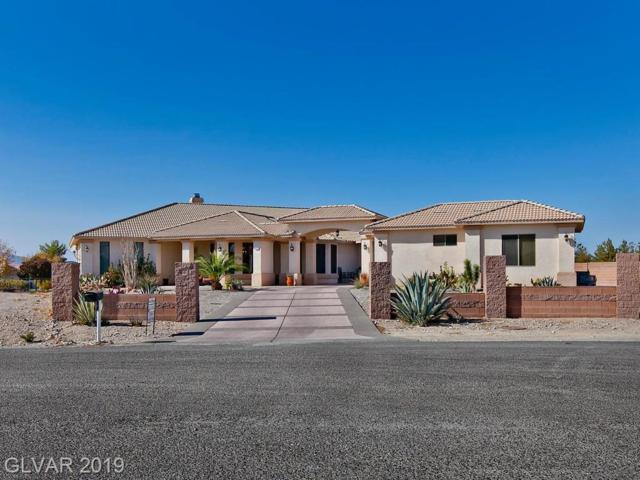 6430 S Willow Tree, Pahrump, NV 89061 (MLS #2083985) :: The Snyder Group at Keller Williams Marketplace One
