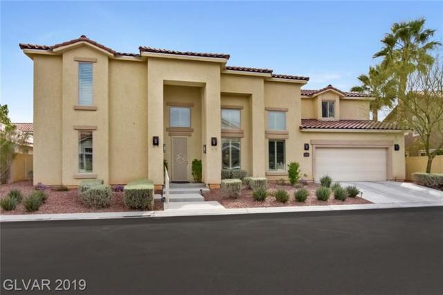 5004 Portraits, Las Vegas, NV 89149 (MLS #2084047) :: The Snyder Group at Keller Williams Marketplace One