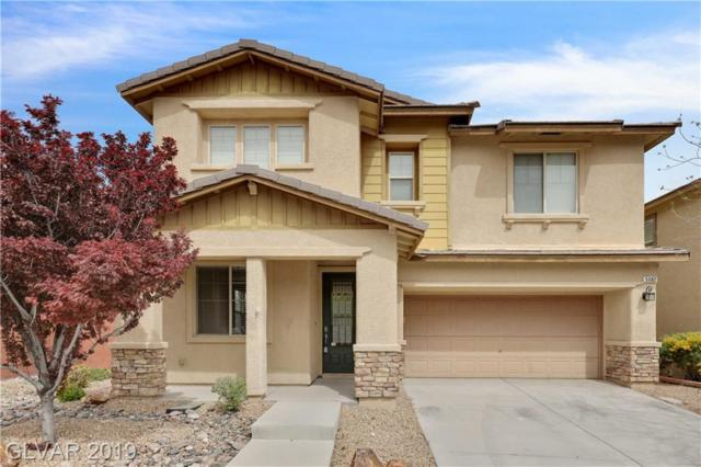5502 Spiceberry, Las Vegas, NV 89135 (MLS #2084182) :: The Snyder Group at Keller Williams Marketplace One