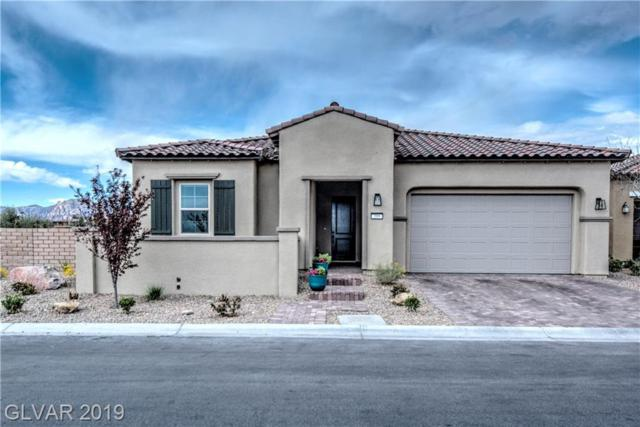 209 Castellari, Las Vegas, NV 89138 (MLS #2084200) :: Vestuto Realty Group
