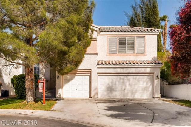 2200 Stone Pine, Las Vegas, NV 89134 (MLS #2084219) :: Vestuto Realty Group