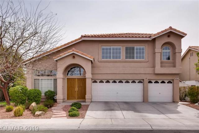 7417 Bush Garden, Las Vegas, NV 89129 (MLS #2084294) :: Vestuto Realty Group