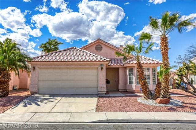 4513 Bradpoint, Las Vegas, NV 89130 (MLS #2084339) :: The Snyder Group at Keller Williams Marketplace One