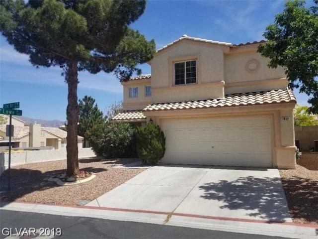 7812 Strong Water, Las Vegas, NV 89131 (MLS #2084342) :: Five Doors Las Vegas