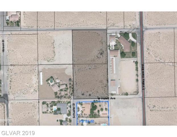Pyle & Valley View, Las Vegas, NV 89141 (MLS #2084446) :: Vestuto Realty Group
