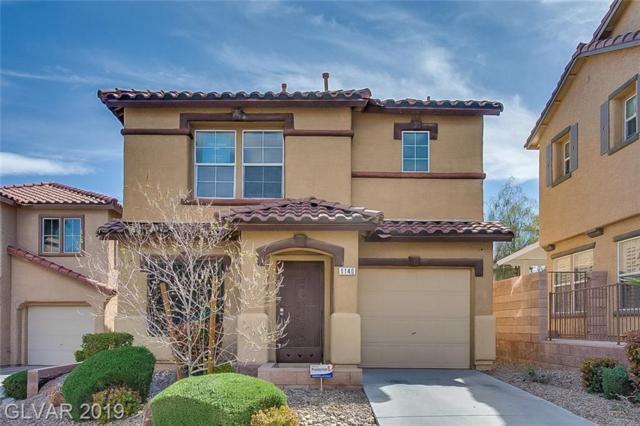 1140 Paradise Vista, Henderson, NV 89002 (MLS #2084452) :: Five Doors Las Vegas