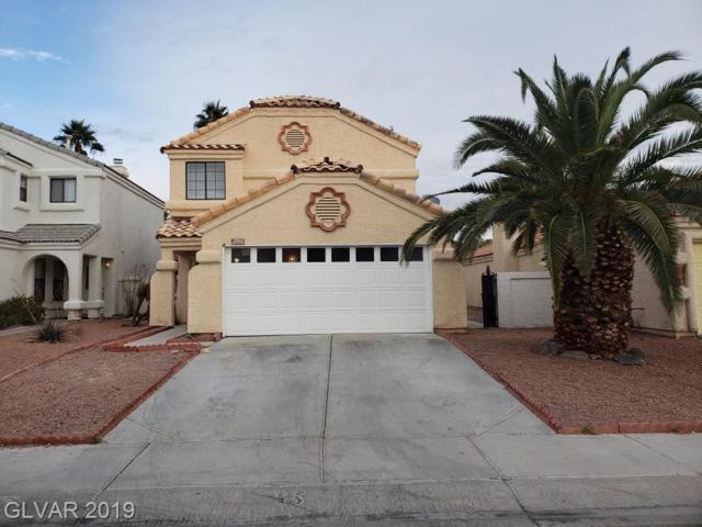 2088 Club Crest Way, Henderson, NV 89014 (MLS #2084620) :: Jeffrey Sabel