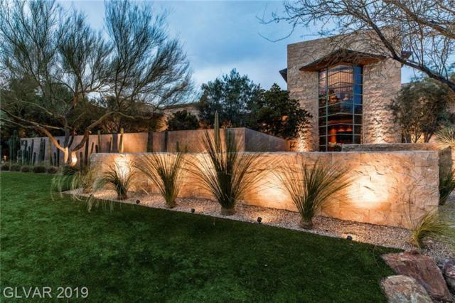 10 Promontory Ridge, Las Vegas, NV 89135 (MLS #2084855) :: The Snyder Group at Keller Williams Marketplace One