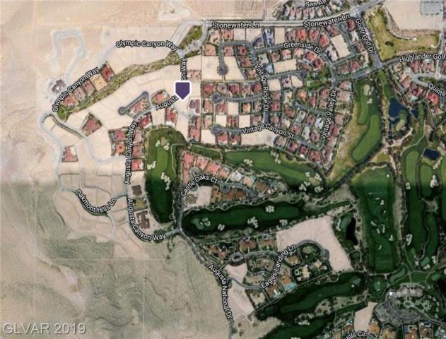 10 Cottonwood Canyon, Las Vegas, NV 89141 (MLS #2084948) :: Trish Nash Team