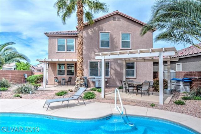 6636 Sand Swallow, North Las Vegas, NV 89084 (MLS #2084963) :: Vestuto Realty Group