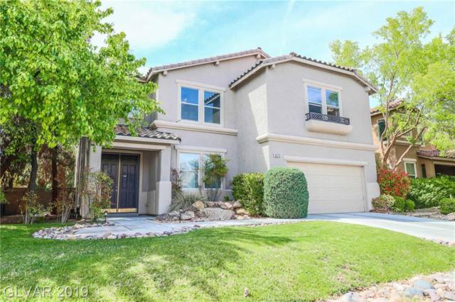 6273 Whispering Creek, Las Vegas, NV 89148 (MLS #2085262) :: Five Doors Las Vegas