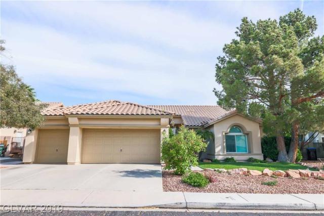 2504 El Paso Grande, Henderson, NV 89074 (MLS #2085504) :: Five Doors Las Vegas