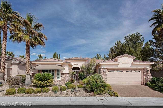4472 Largo Cantata, Las Vegas, NV 89135 (MLS #2085527) :: Five Doors Las Vegas