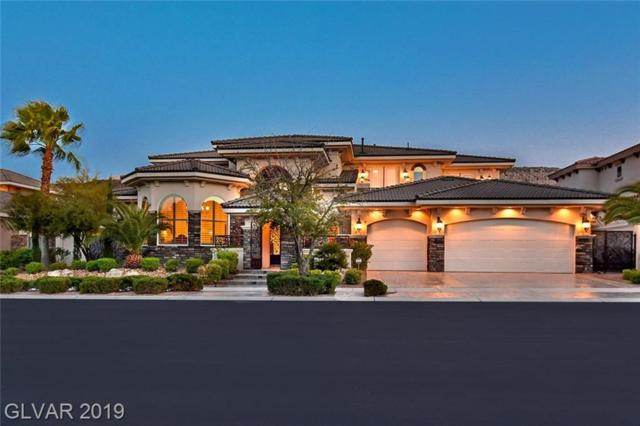 1795 Valenzano, Henderson, NV 89012 (MLS #2085665) :: The Snyder Group at Keller Williams Marketplace One