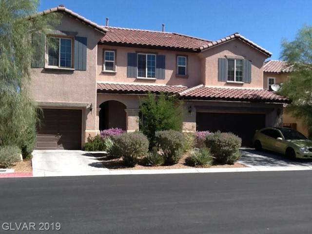 9222 Wildcat Hill, Las Vegas, NV 89178 (MLS #2085748) :: Five Doors Las Vegas