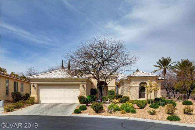 4121 Agosta Luna, Las Vegas, NV 89135 (MLS #2085793) :: The Snyder Group at Keller Williams Marketplace One