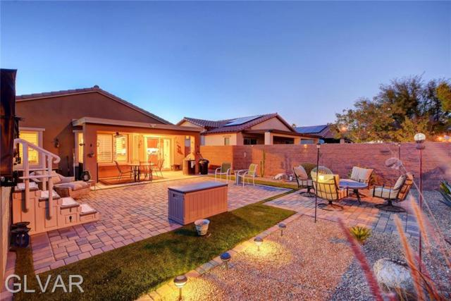 5832 Radiance Park, North Las Vegas, NV 89081 (MLS #2086004) :: Vestuto Realty Group