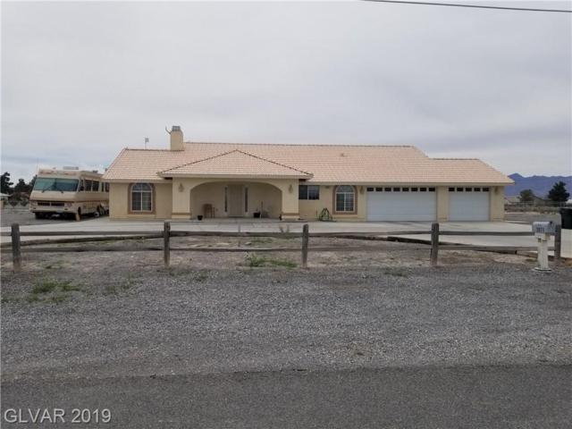 2871 E Elderberry, Pahrump, NV 89048 (MLS #2086154) :: Capstone Real Estate Network
