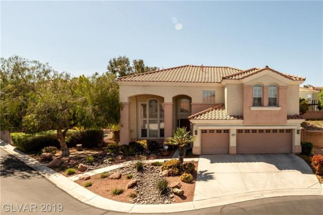 8624 Trianon, Las Vegas, NV 89145 (MLS #2086388) :: The Snyder Group at Keller Williams Marketplace One