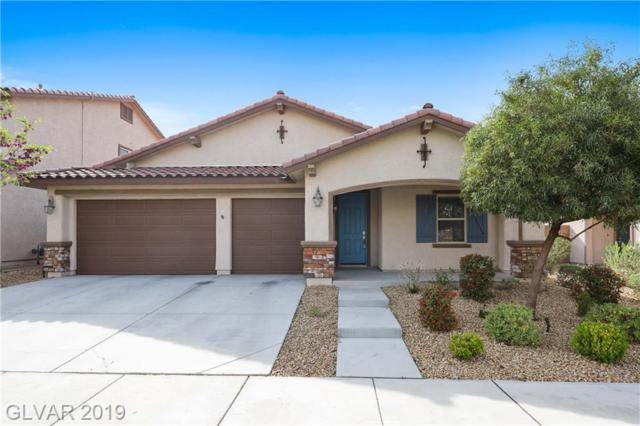 1085 Via Della Costrella, Henderson, NV 89011 (MLS #2086453) :: The Snyder Group at Keller Williams Marketplace One