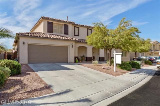 1705 Dragonfly Ranch, North Las Vegas, NV 89081 (MLS #2086507) :: Five Doors Las Vegas