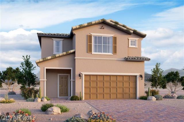 8164 Golden Cholla Lot 65, Las Vegas, NV 89178 (MLS #2086599) :: Five Doors Las Vegas