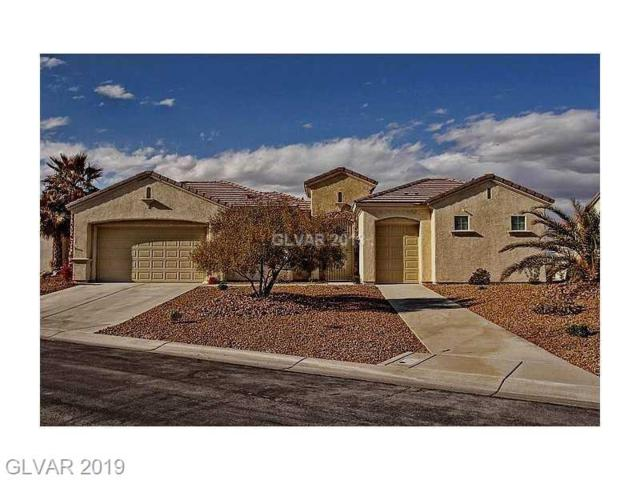 2374 Fayetteville, Henderson, NV 89052 (MLS #2086628) :: The Snyder Group at Keller Williams Marketplace One
