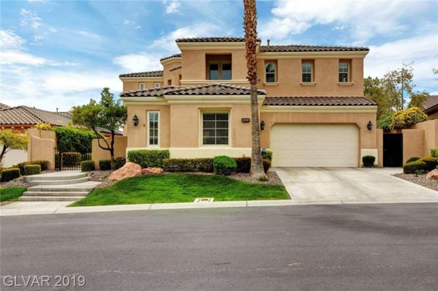 11545 Snow Creek, Las Vegas, NV 89135 (MLS #2086640) :: Five Doors Las Vegas