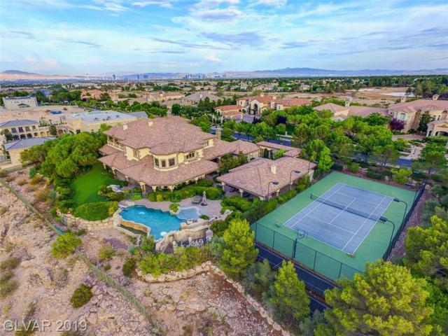 9508 Kings Gate, Las Vegas, NV 89145 (MLS #2086773) :: Vestuto Realty Group