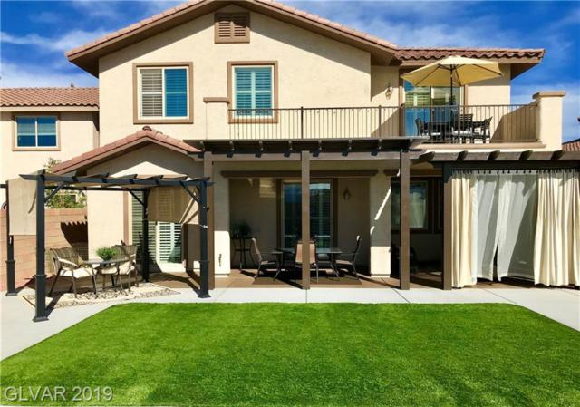 875 Via Serenelia, Henderson, NV 89011 (MLS #2086808) :: The Snyder Group at Keller Williams Marketplace One