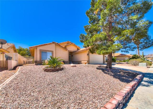 406 Heather, Henderson, NV 89002 (MLS #2086851) :: The Snyder Group at Keller Williams Marketplace One