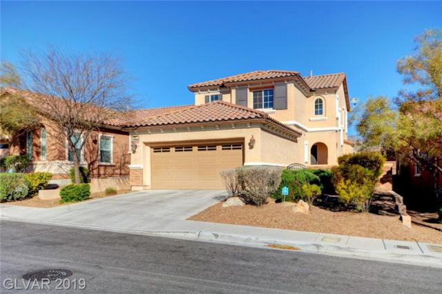 977 Ambrosia, Las Vegas, NV 89138 (MLS #2086925) :: The Snyder Group at Keller Williams Marketplace One