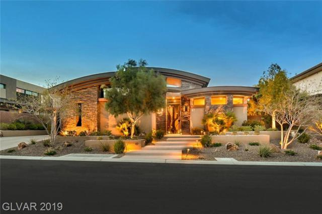 42 Sun Glow, Las Vegas, NV 89135 (MLS #2086950) :: The Snyder Group at Keller Williams Marketplace One