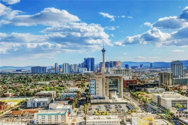 150 N Las Vegas #1516, Las Vegas, NV 89101 (MLS #2086988) :: The Snyder Group at Keller Williams Marketplace One