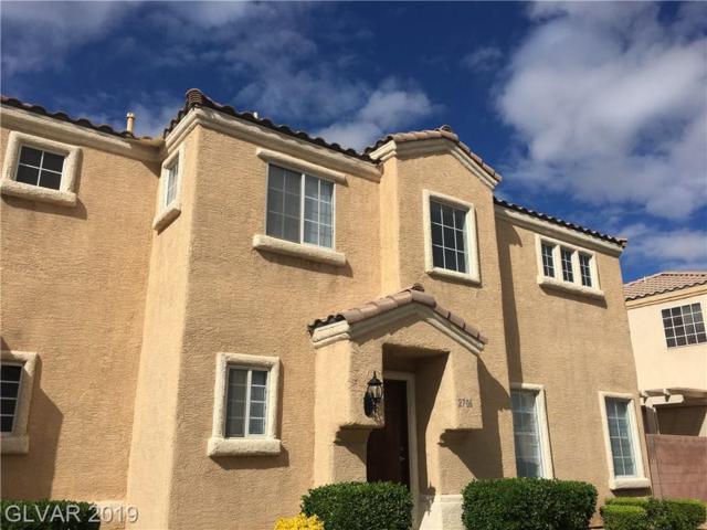 2706 Positive, North Las Vegas, NV 89031 (MLS #2087005) :: Vestuto Realty Group