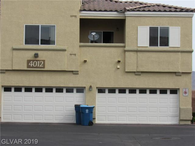 4012 Smokey Fog #3, North Las Vegas, NV 89081 (MLS #2087061) :: Five Doors Las Vegas