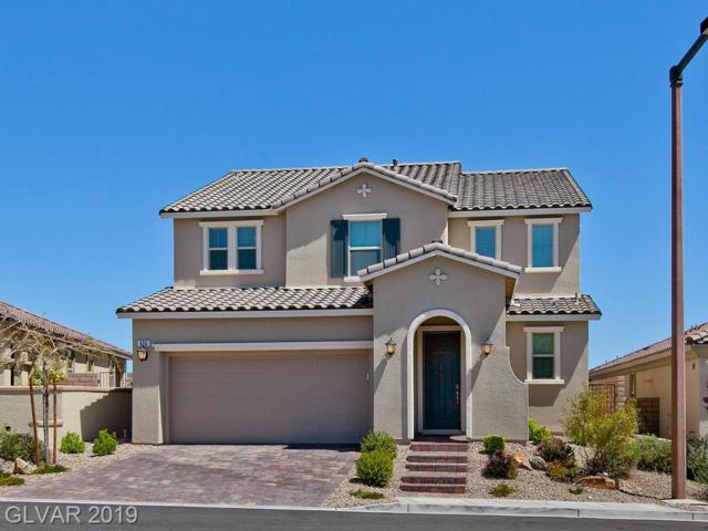426 Port Reggio, Las Vegas, NV 89138 (MLS #2087225) :: Vestuto Realty Group